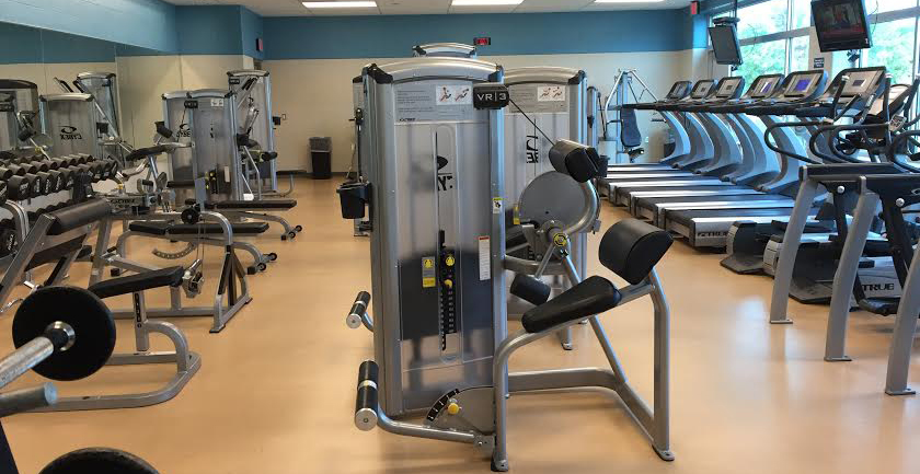 Cardio and Fitness Room