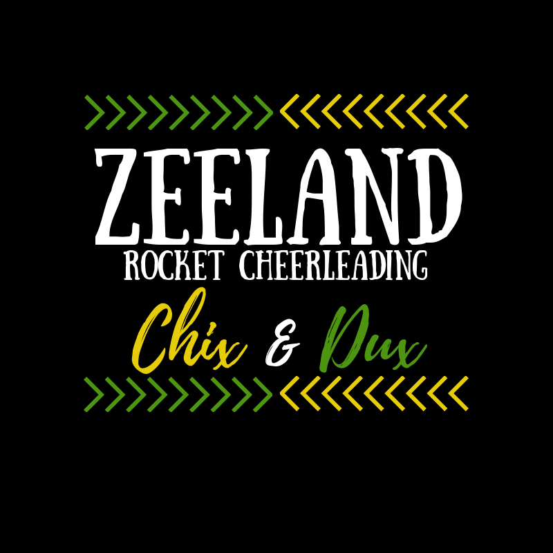 rocket cheer sweatshirt